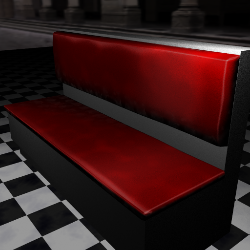 Booth: Seat